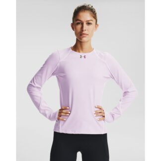 Tričko Under Armour CG Rush LS Crew-PPL
