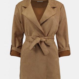 Světle hnědý lehký kabát Haily´s
