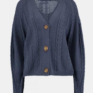 Tmavě modrý svetr Haily´s