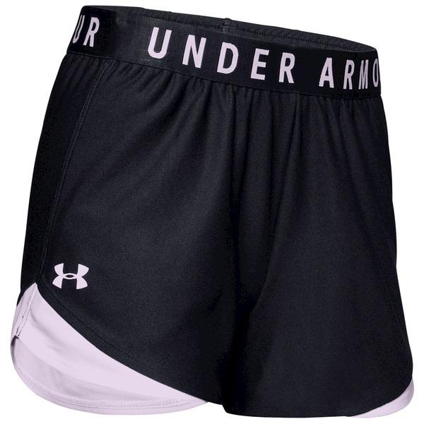 Kraťasy Under Armour Play Up Shorts 3.0-BLK