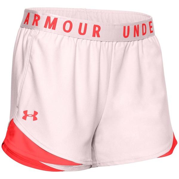 Kraťasy Under Armour Play Up Shorts 3.0-PNK