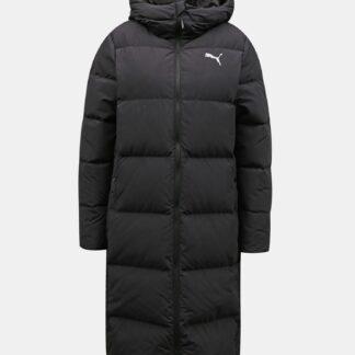 Černý dámský zimní kabát Puma