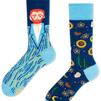 Many Mornings barevné ponožky True Vincent