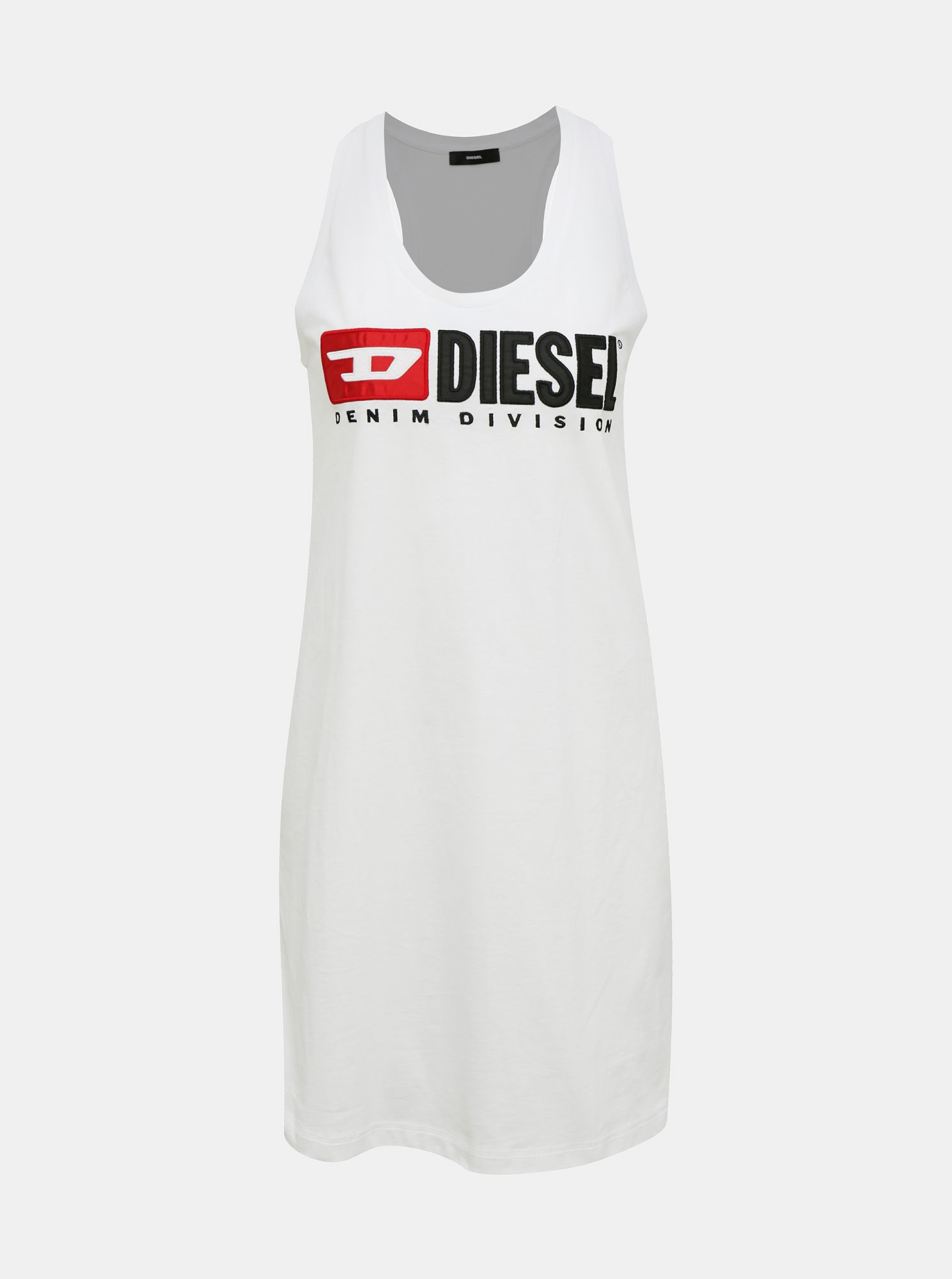 Bílé šaty Diesel