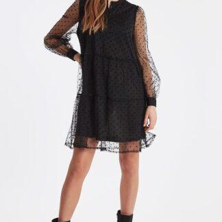 Ichi černé šaty Ixdarma DR