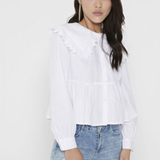 Bílá košile ONLY Tinker