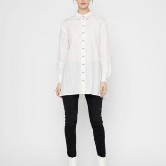 Bílá košile Pieces Shiloh
