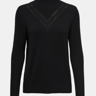 Černý svetr ONLY Livi