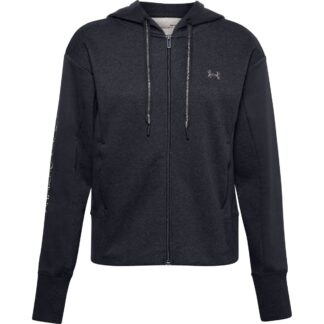 Mikina Under Armour UA Rival Flce EMB FZ Hoodie-BLK
