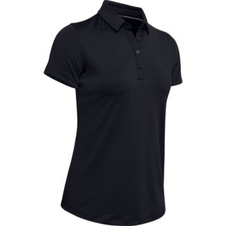 Tričko Under Armour Zinger Short Sleeve Polo-BLK