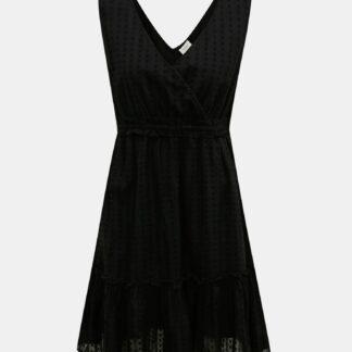 Černé šaty Jacqueline de Yong Erika