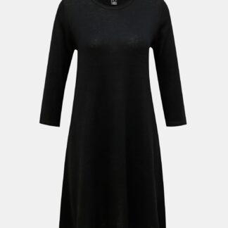 Černé šaty VERO MODA Felicity