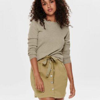 Béžový basic svetr Jacqueline de Yong Marco