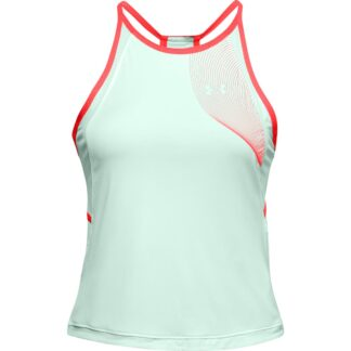 Tílko Under Armour W UA Qualifier ISO-CHILL Tank-BLU