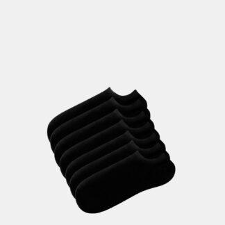 Sada sedmi párů černých ponožek TALLY WEiJL Blacky