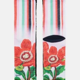 Červené dámské ponožky XPOOOS