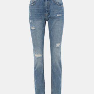 Modré regular fit džíny VERO MODA Joana