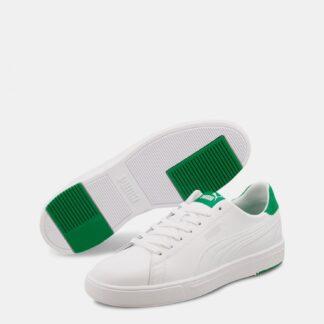 Puma bílé pánské kožené tenisky