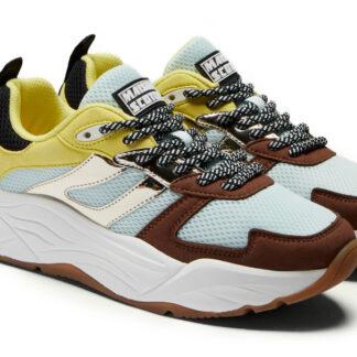 Scotch & Soda barevné tenisky Celest Sneaker Braun