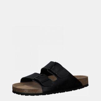 Tamaris černé pantofle