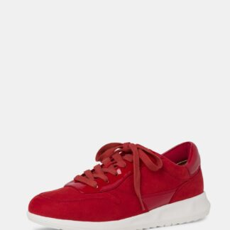 Tamaris červené tenisky