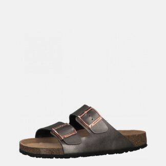 Tamaris šedé pantofle