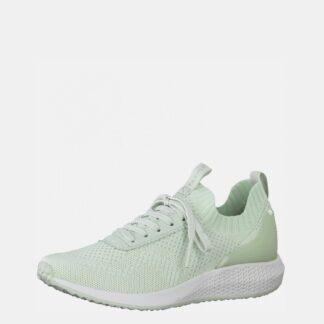 Tamaris zelené tenisky