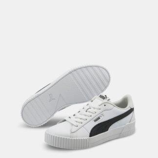 Puma bílé kožené tenisky