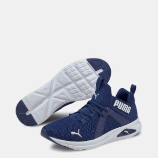 Puma modré pánské tenisky