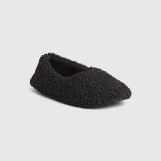 GAP černé domácí boty