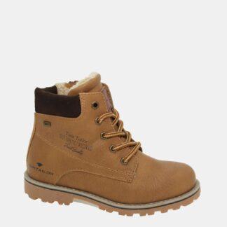 Hnědé dětské zimní  boty Tom Tailor