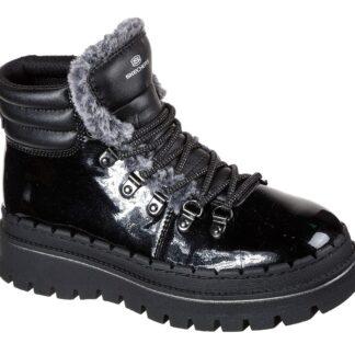 Skechers černé boty Jammerz Cozy Retro