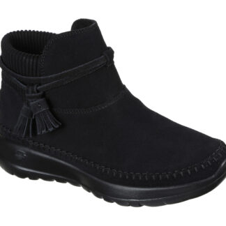 Skechers černé kotníkové boty Allure Black