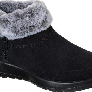 Skechers černé zimní boty On The Go Joy Savvy Black