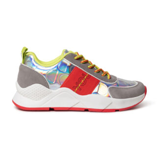 Desigual barevné tenisky Shoes Hydra Iridiscent