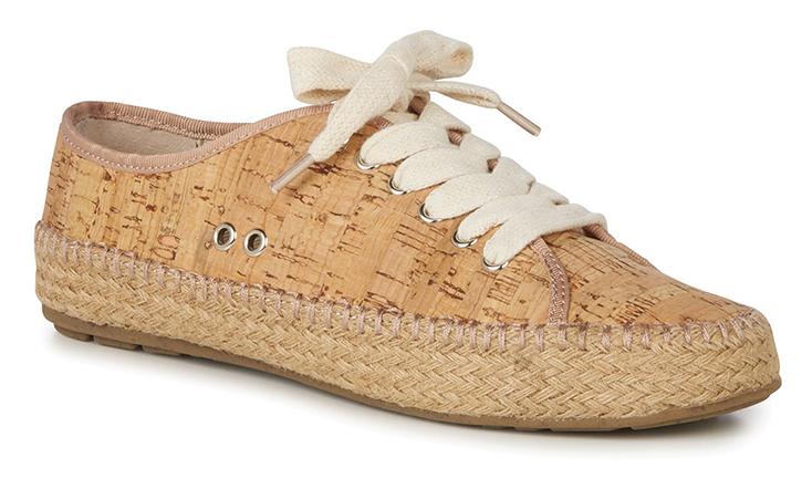 Emu Australia béžové tenisky Agonis Cork