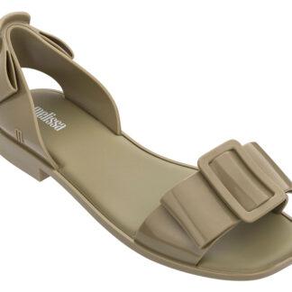 Melissa khaki sandály Aurora Beige