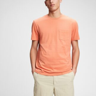 GAP oranžové pánské tričko