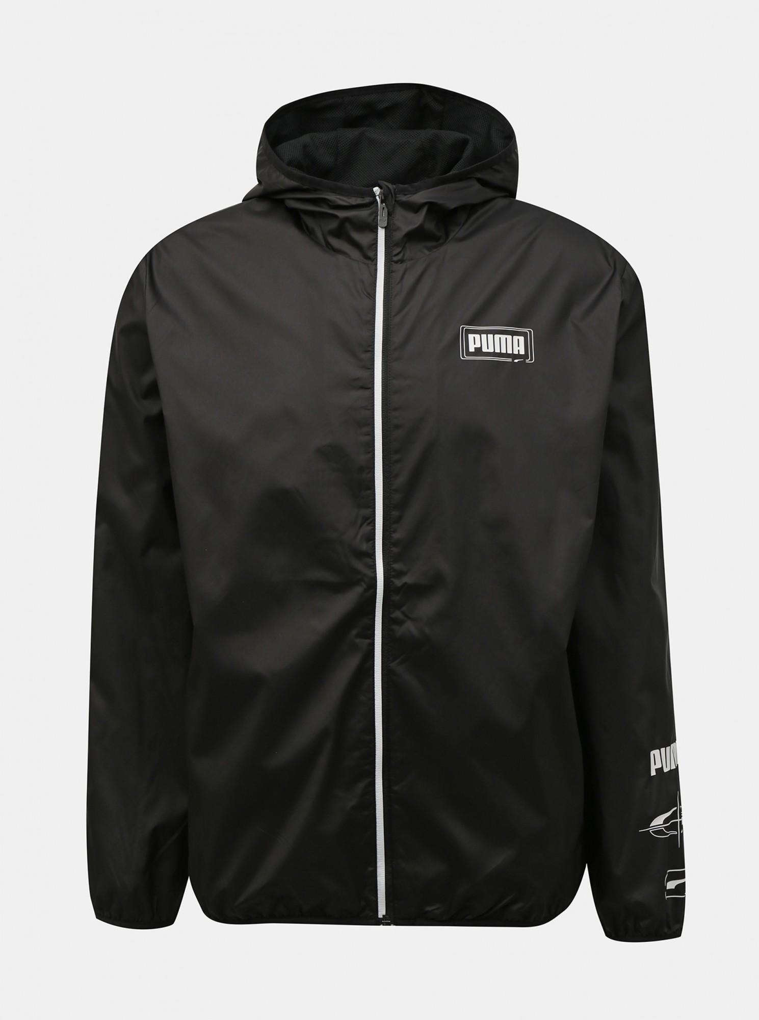 Puma černá pánská bunda