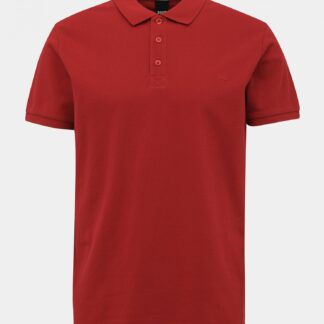 ZOOT červené pánské basic polo tričko Lionel