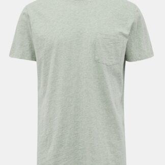 ZOOT světle zelené pánské basic tričko Brandon