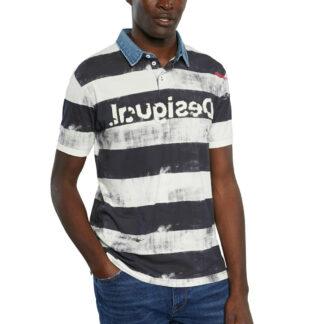 Desigual pánské tričko TS Julien s logem
