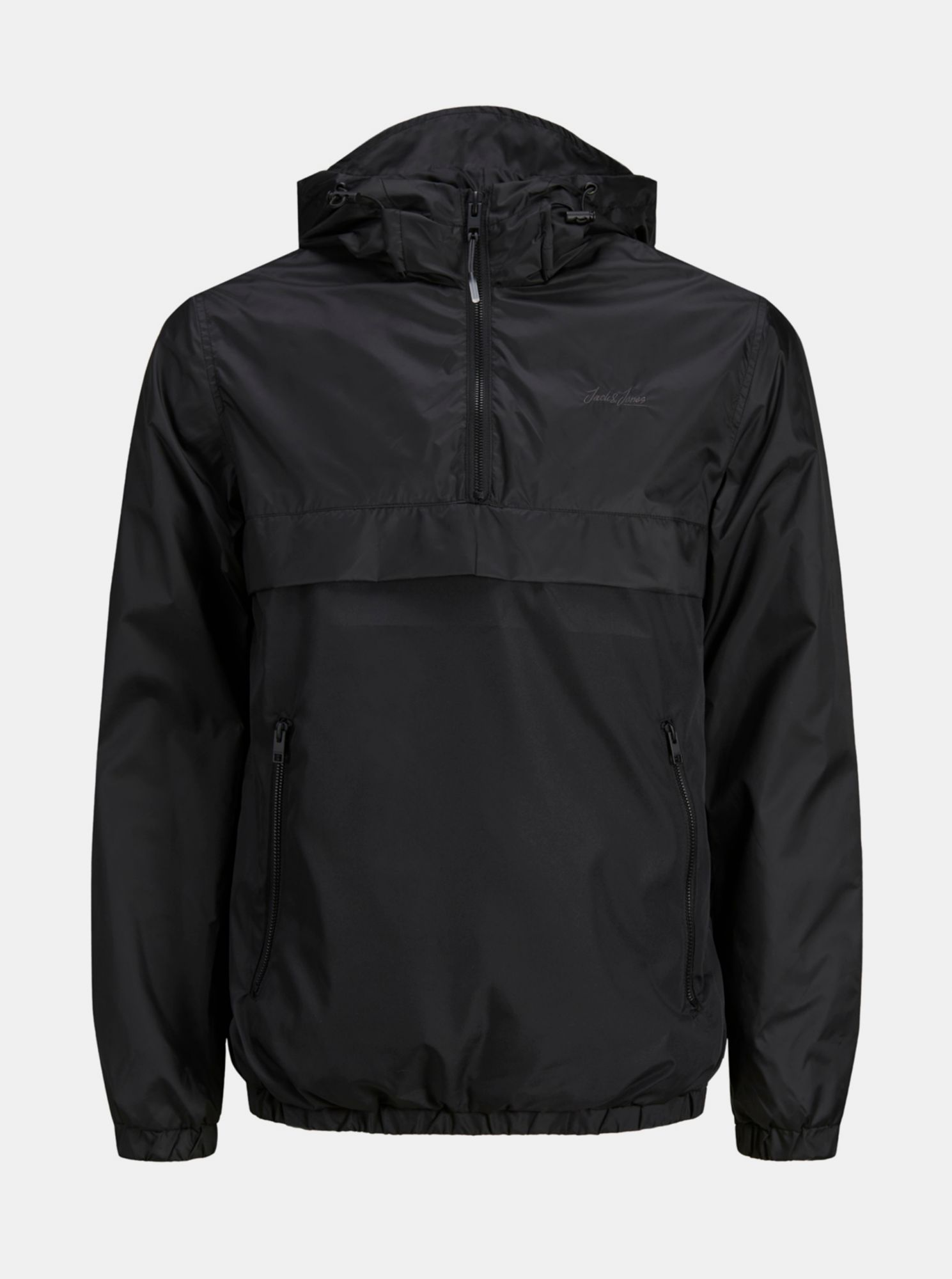 Jack & Jones černá pánská bunda