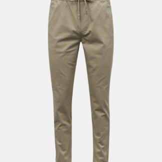 ONLY & SONS béžové pánské kalhoty Linus