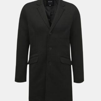 ONLY & SONS černý pánsky kabát Julian
