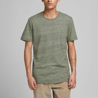 Jack & Jones khaki pánské tričko