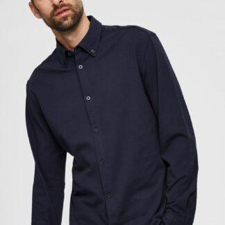 Selected Homme tmavě modrá pánská košile