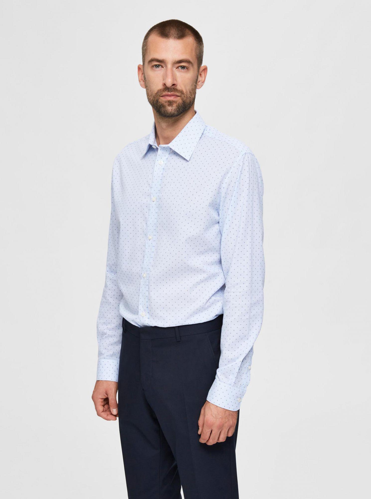 Selected Homme světle modrá košile