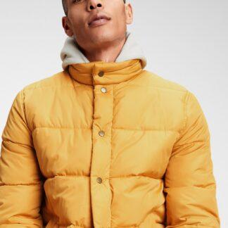 GAP žlutá pánská bunda