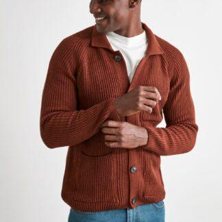 Trendyol hnědý pánský svetr